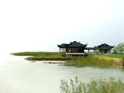 菱湖渚|苏州东山旅游景点