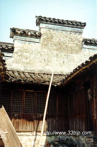 三山岛的明清古建筑是三山文化渊源流长的又一个见证,清俭堂,师俭堂